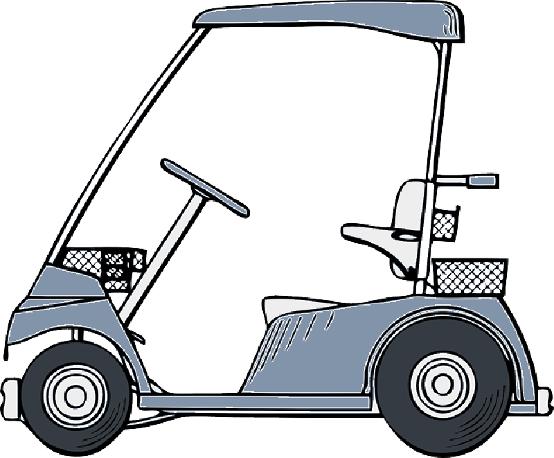 Transport drawing outline. Car free cliparts that