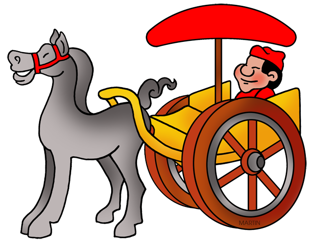 Chinese clipart animal chinese. Transportation clip art by