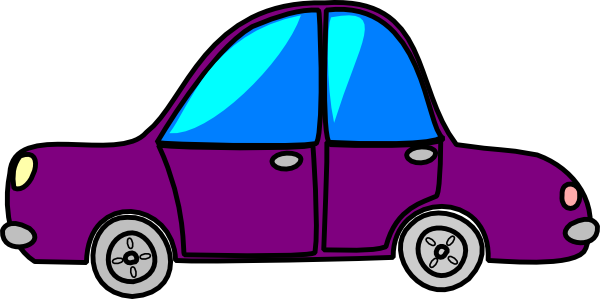 Vector transportation means. Free transport cliparts download