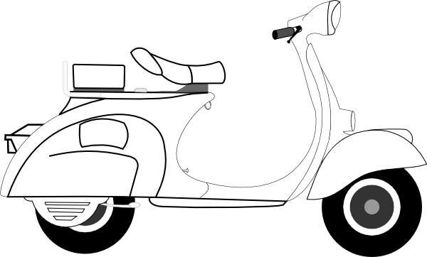 g drawing scooter