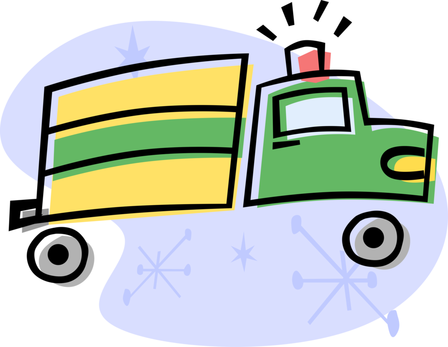 Trucking vector truck design. Fire engine or image