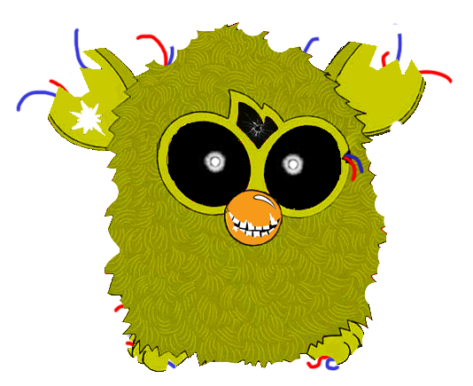 Trap vector springtrap. Furby by ffgofficial on