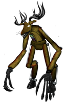 Trap vector springtrap. What if fusion spring