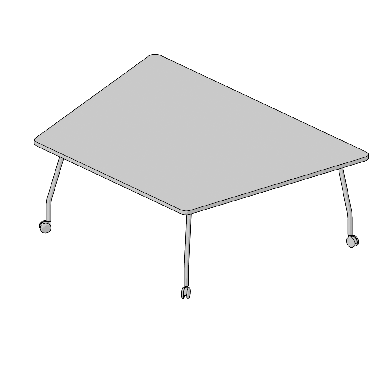 d models archive. Trapezoid 3d png picture freeuse download