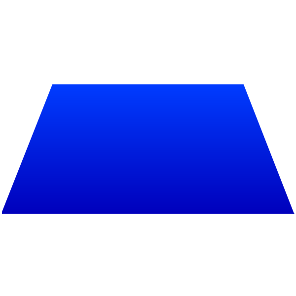 Trapezoid shape png. Kids page shapes teaching