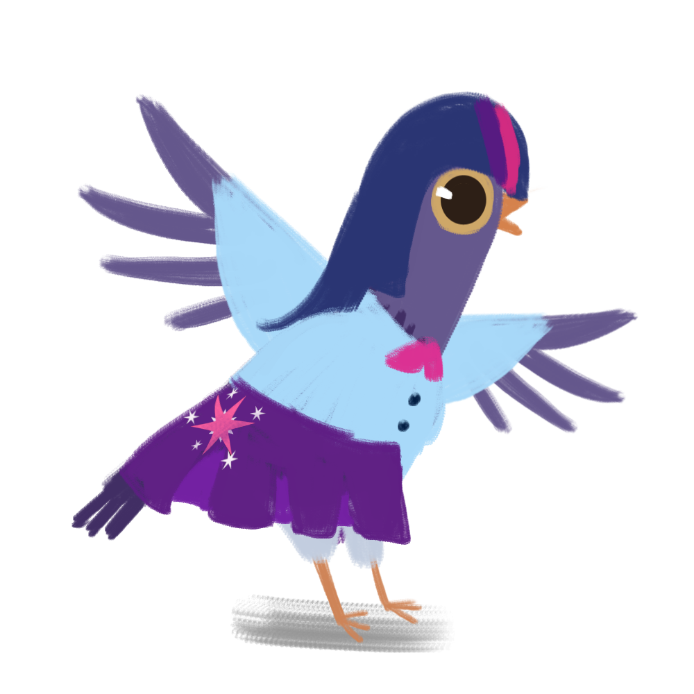 Trash dove png. My little pony is