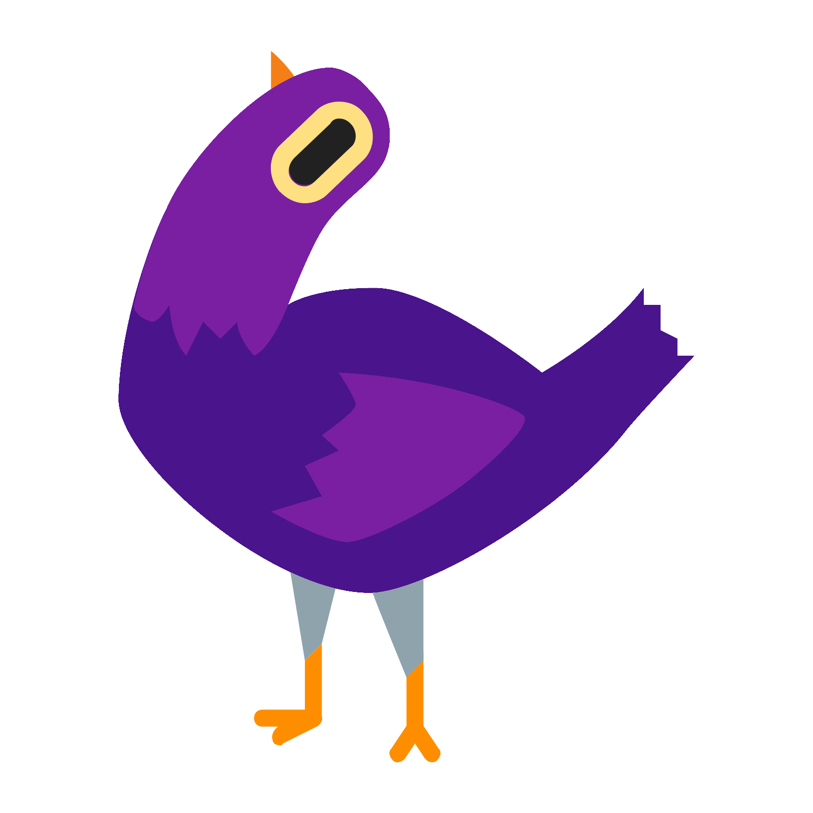 Trash dove png. Icon free download and