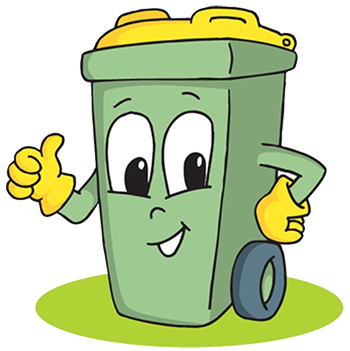 Trashcan animated png. Wisdom from a trash