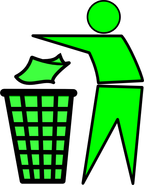 Drawing place garbage. Can clipart at getdrawings