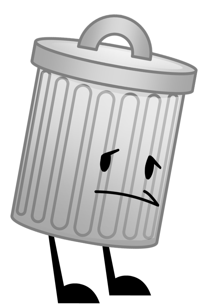Trashcan clipart png. Image new trash can