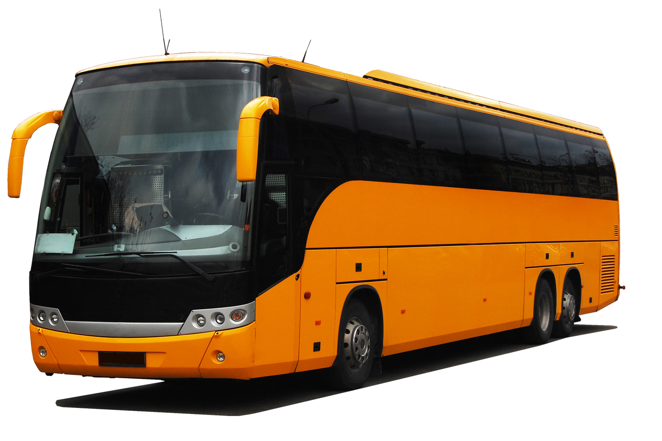 Travel bus png. Volvo rental service in
