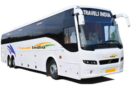 Travel bus png. Travels india online tickets