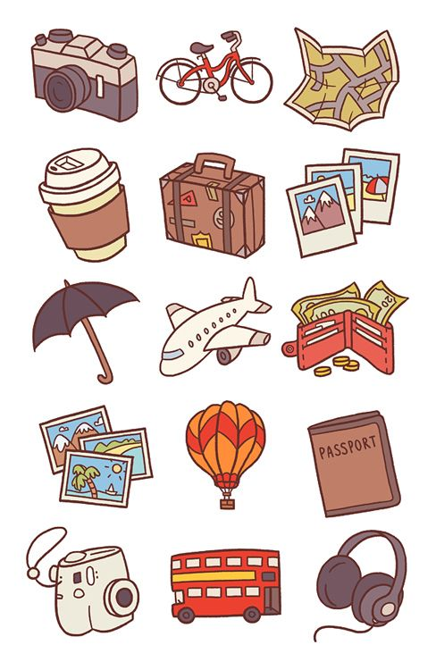 Travel clipart travel thing. Icons pt pinterest icon