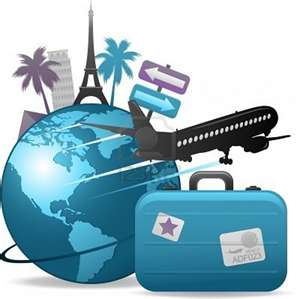 Travel clipart travel thing. Clip art panda free