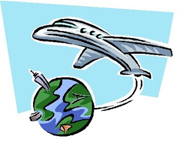 Travel clipart work abroad. Planning a tour visa