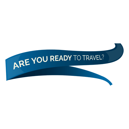 Travel png. Are you ready to