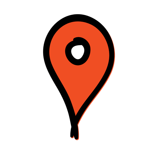 Pointer transparent. Location travel icon png
