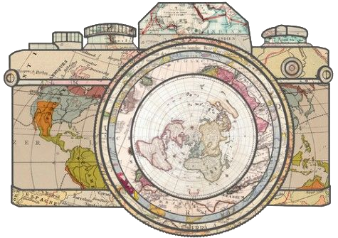 Travel tumblr png. Photography with maps