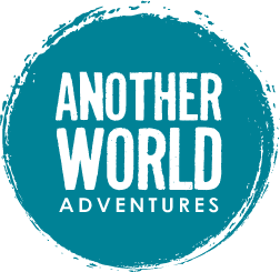 Traveler vector world. Unusual adventure holidays another