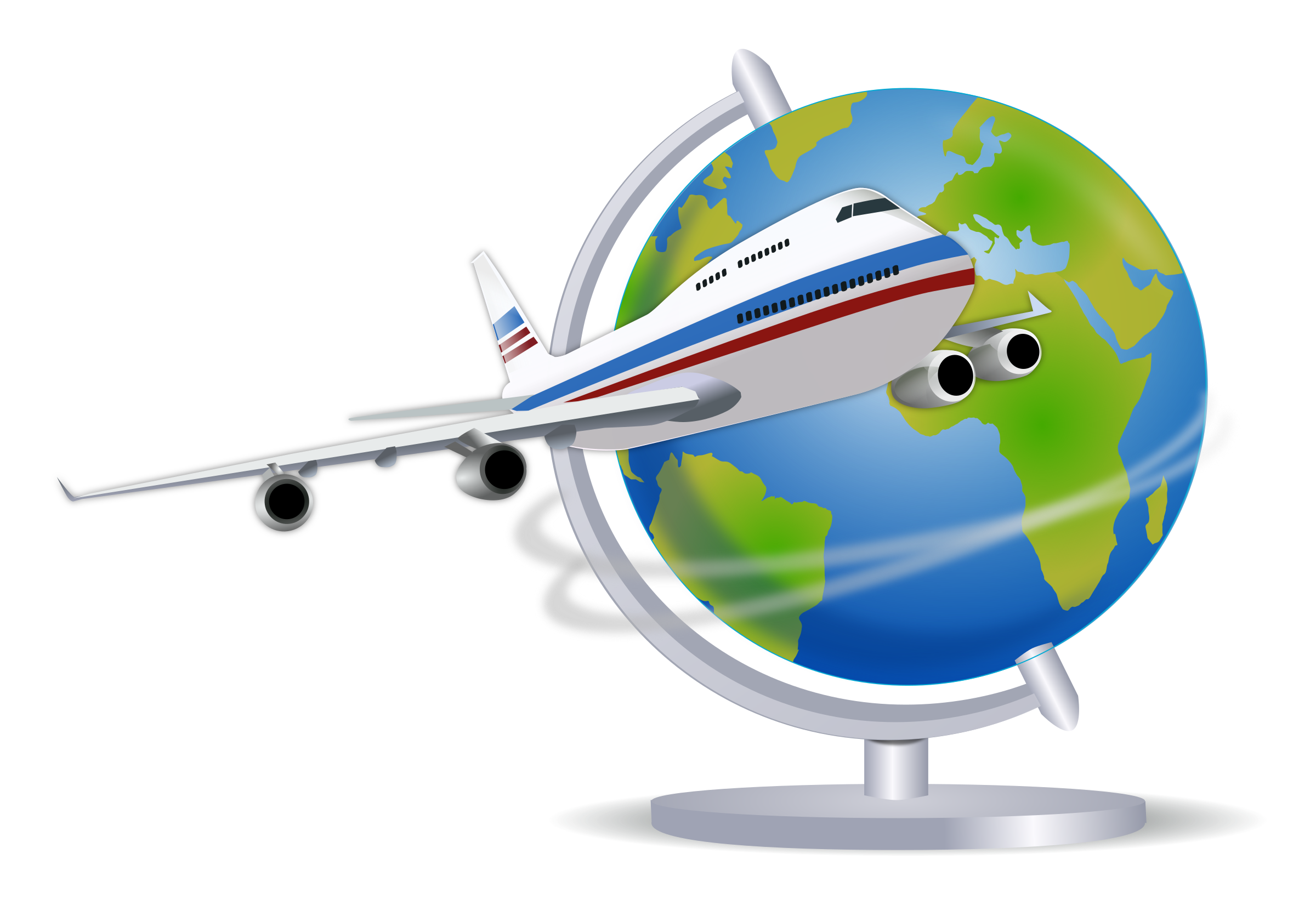 Traveling clipart globe. Travel big image png