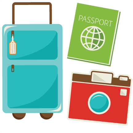 Traveling clipart scrapbook. Pin by kathy katsmtk
