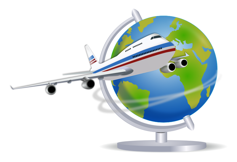 Traveling clipart travel logo. Free earth cliparts download