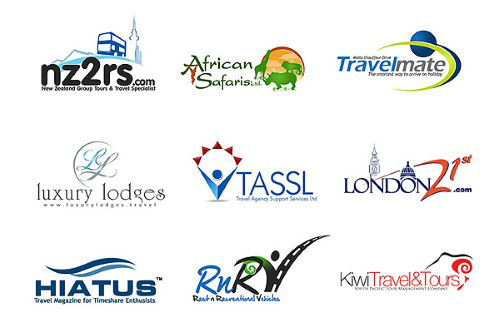 Traveling clipart travel logo. Tips to design tour