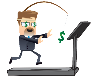 Treadmill clipart tredmill. Dealing with the career