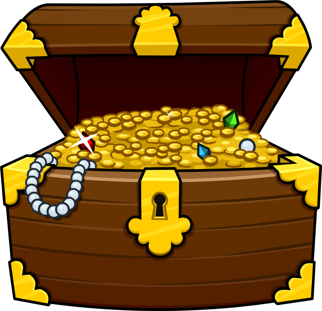 Treasure chest cartoon png. Download image peoplepng com