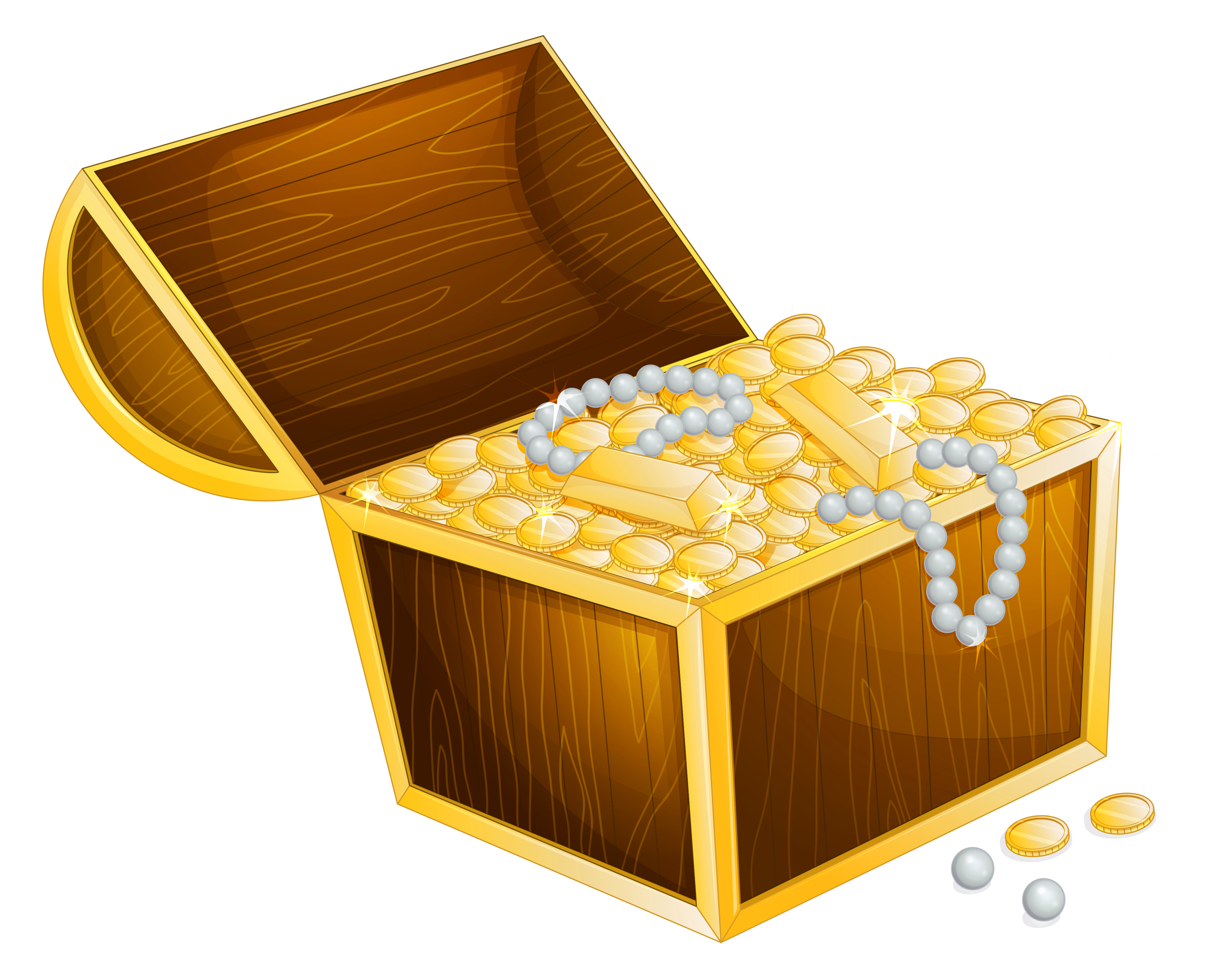 Transparent treasure picture gallery. Chest png library