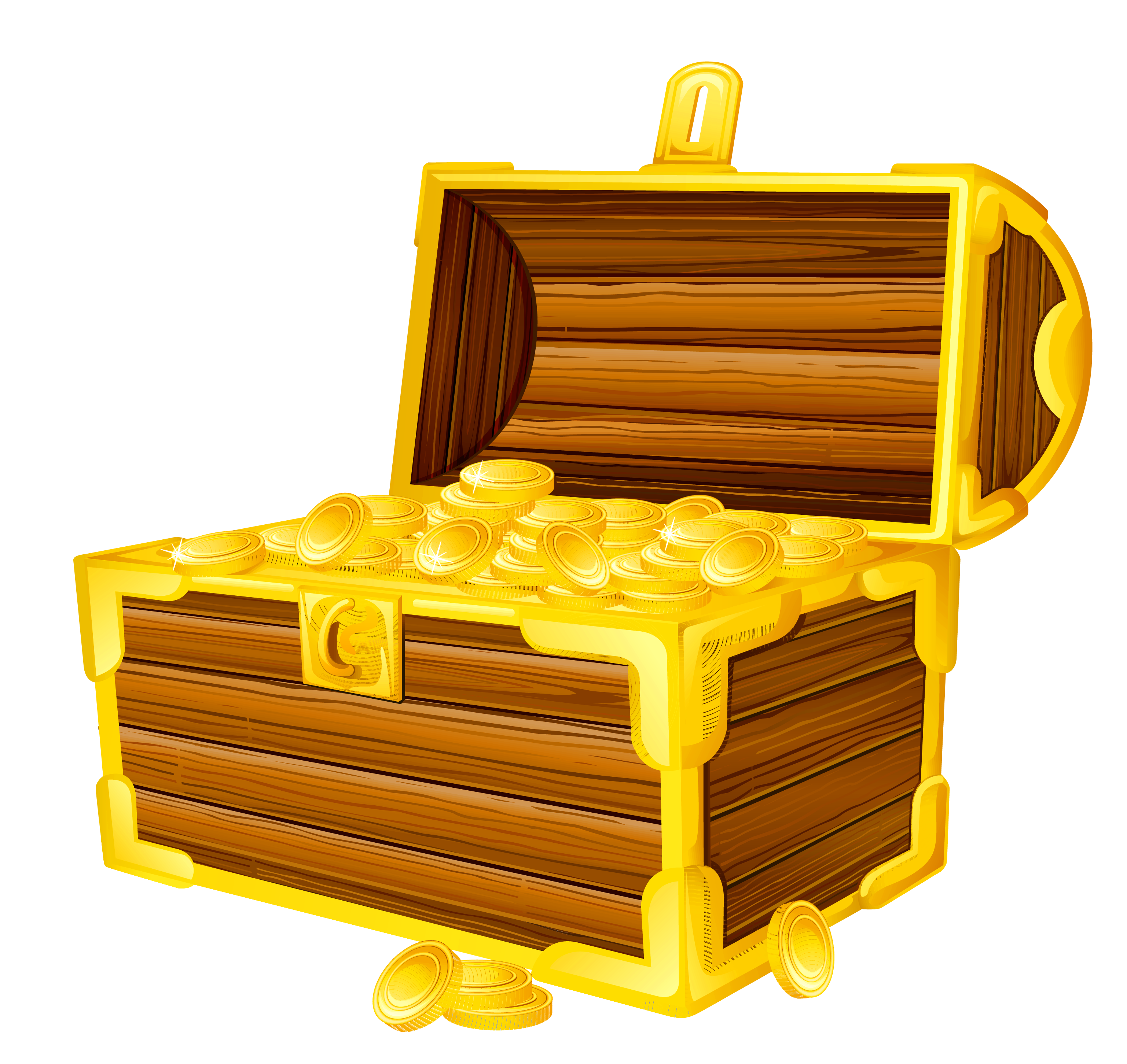 Treasure picture gallery yopriceville. Chest png picture royalty free stock