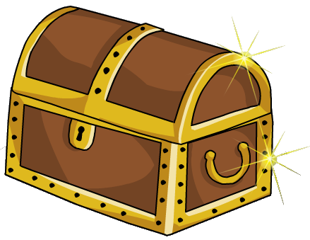 Treasure chest .png. Png picture arts