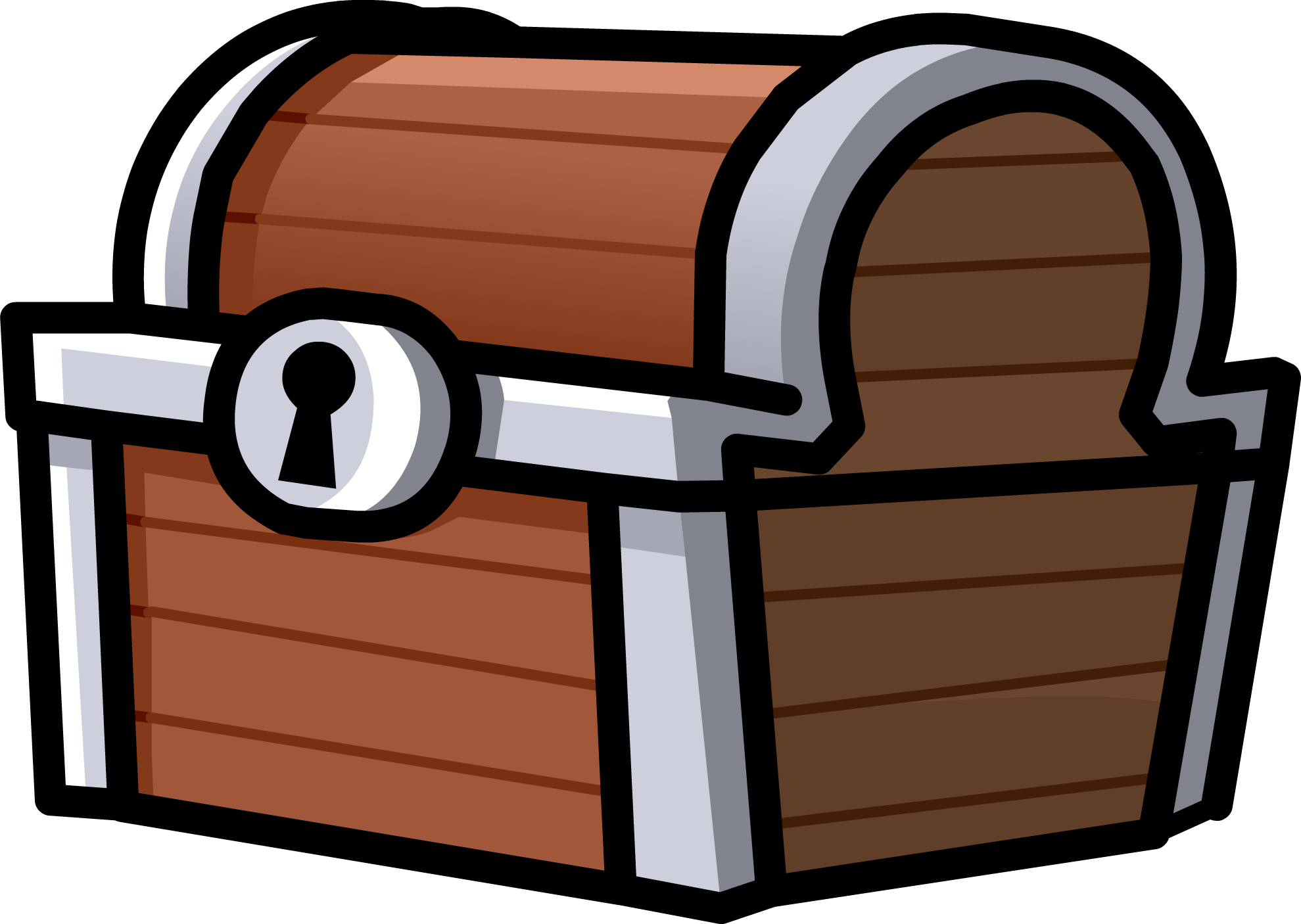 Clip down chest. Image treasure png club