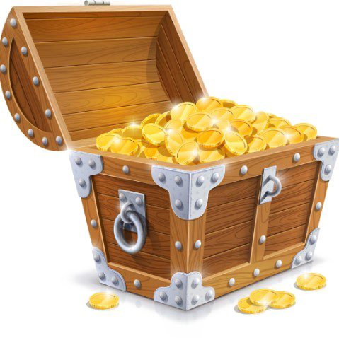 Treasure chest .png. Png image arts