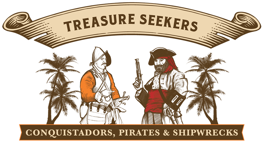 Treasure clipart sunken treasure. Seekers tampa bay history