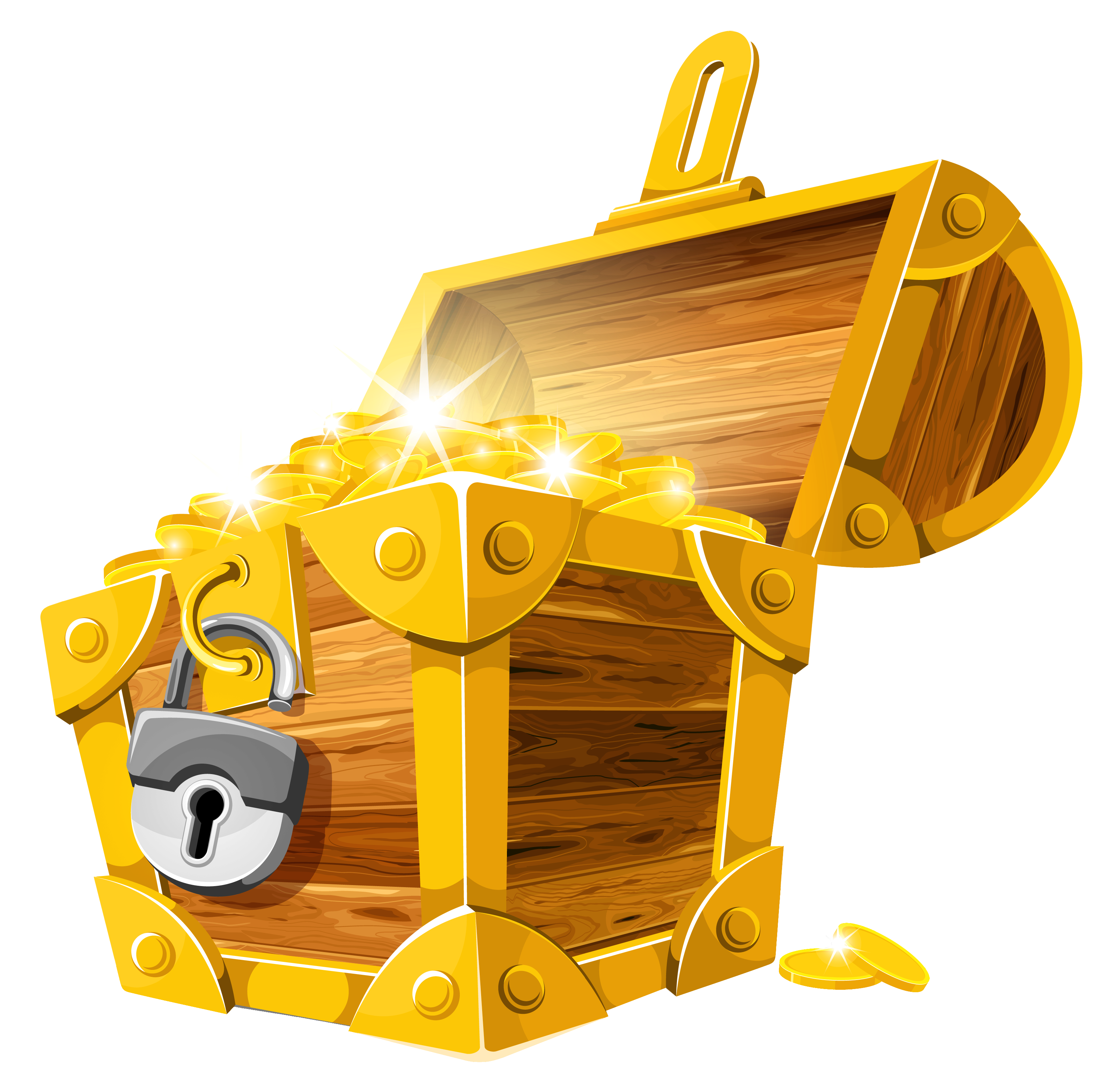 treasure chest png