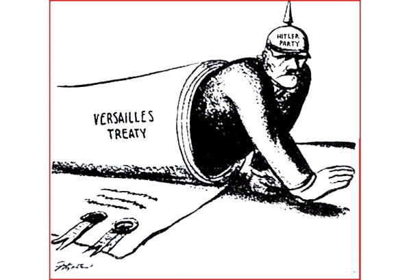 Treaty clipart. Of versailles clipground