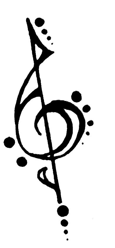 Treble clef clipart love tattoo. Best moments in