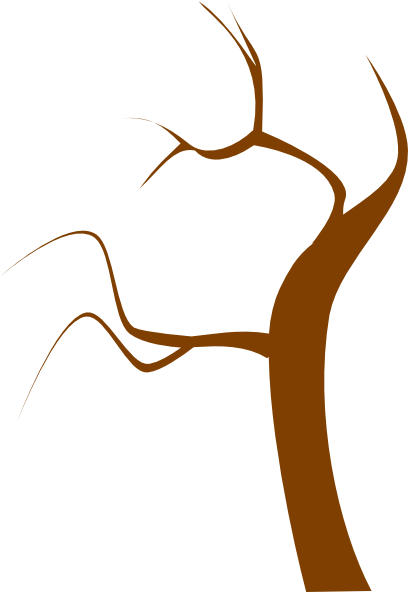 Tree branch clipart png. Brown
