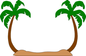 Trees clipart buko. Palms clip art at