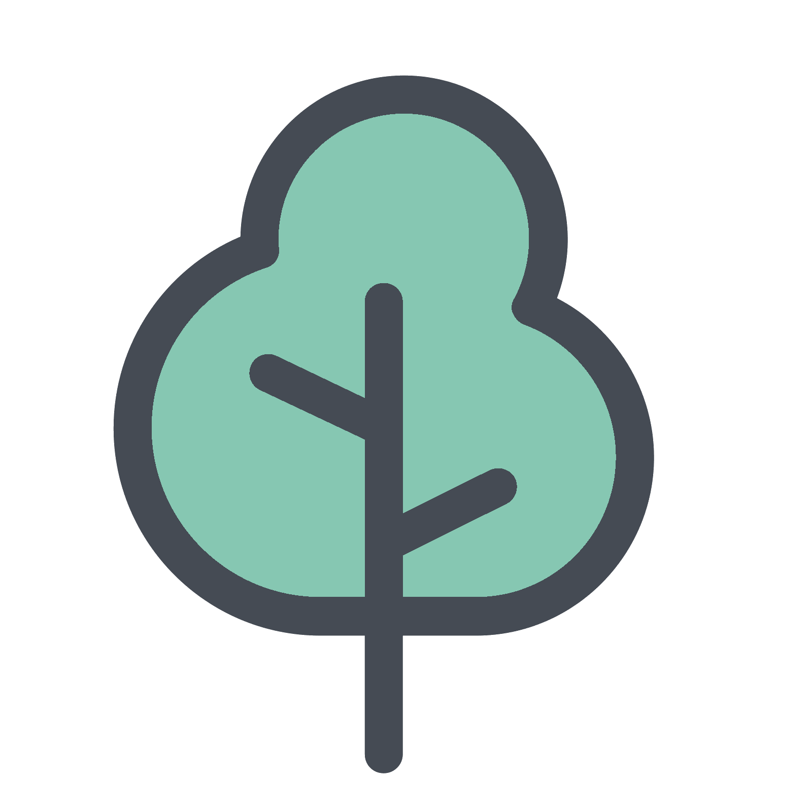 Vector trees png. Tree icon free download