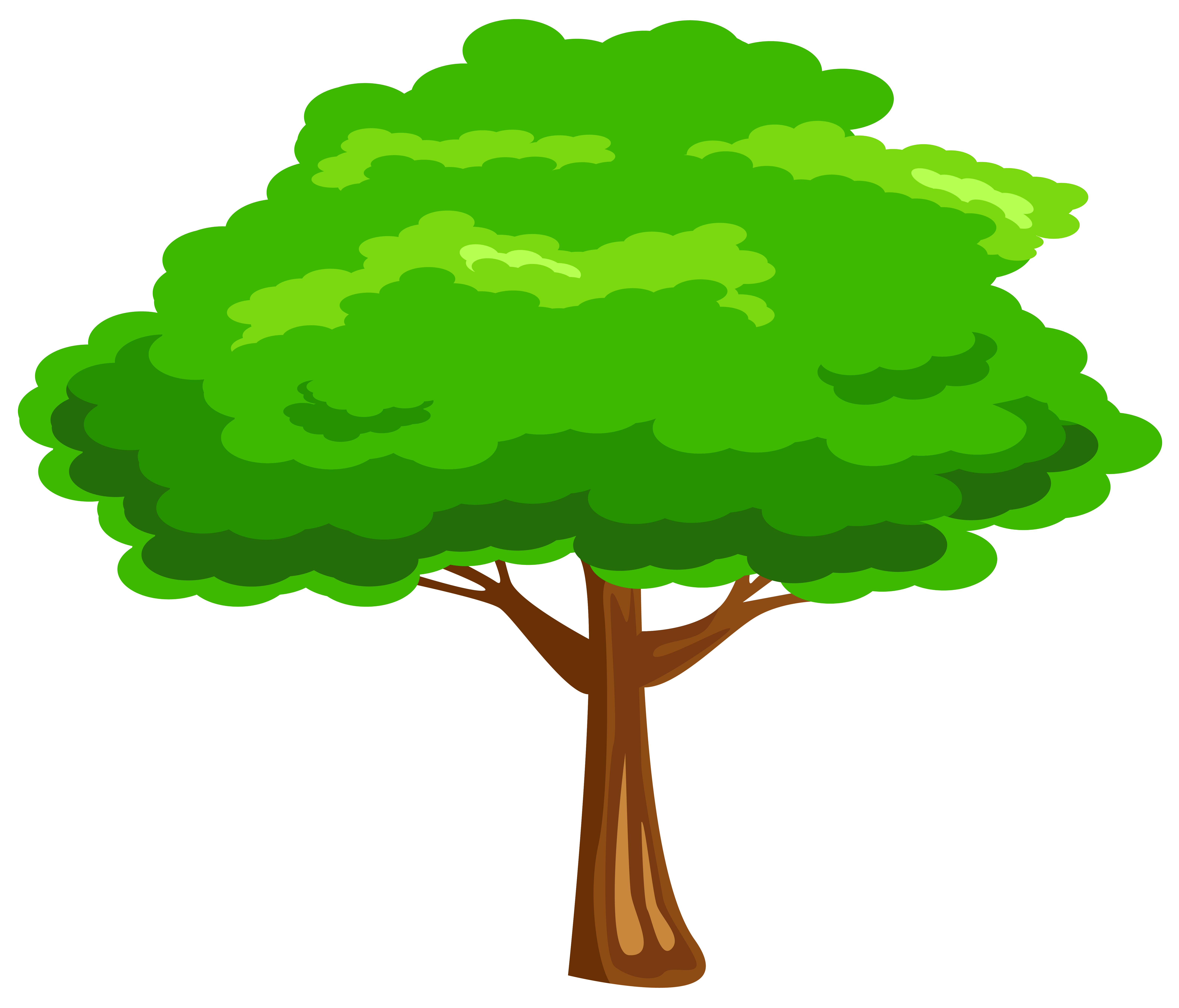 Tree png clipart. Green image gallery yopriceville