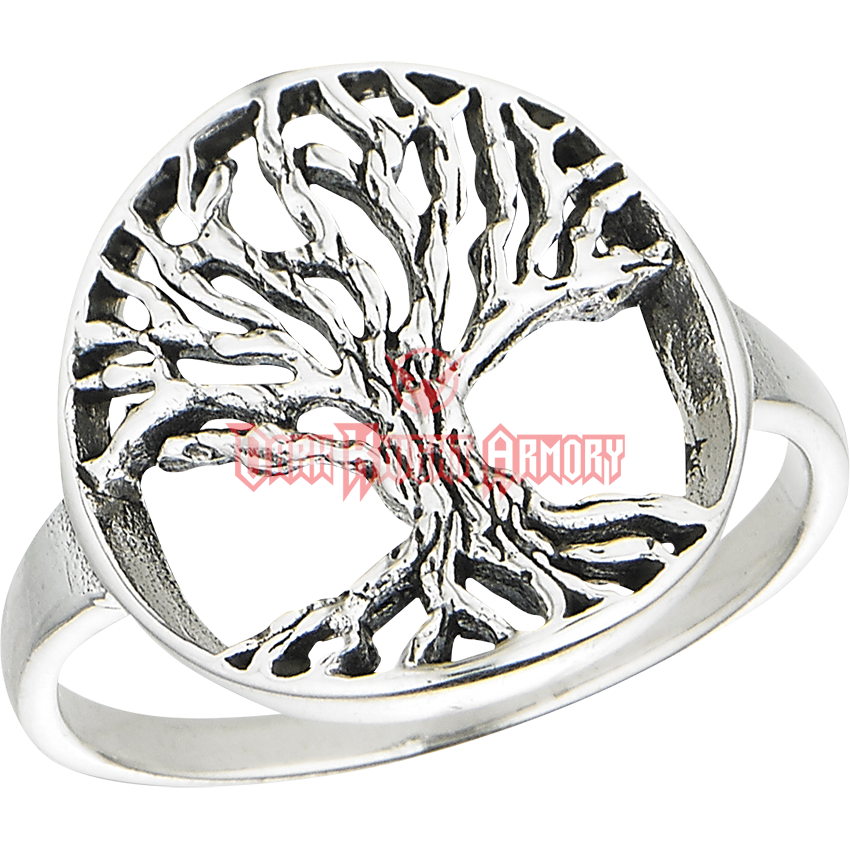 Tree ring png. Sterling silver life wh