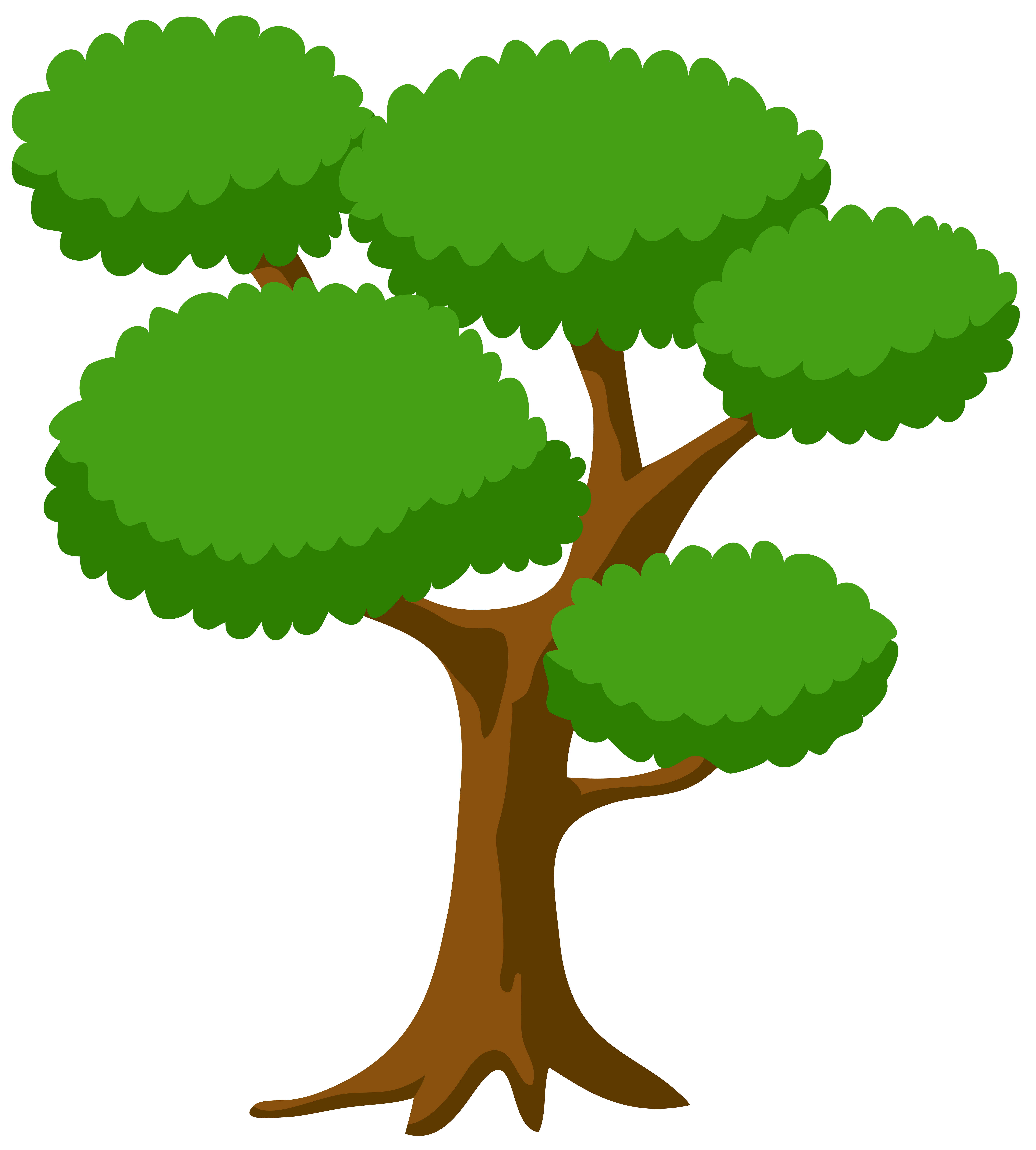 Trees clipart png. Tree at getdrawings com