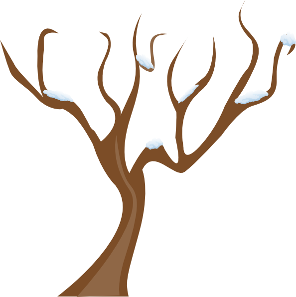 Trees without leaves png. Tree clip art at