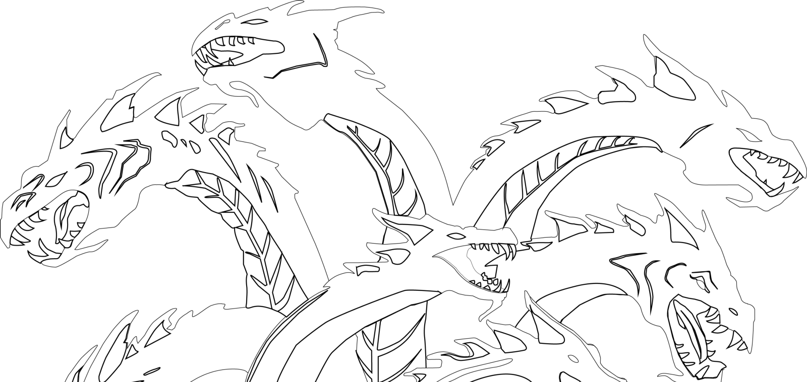 Trench drawing hydra. What is carlos justiniano