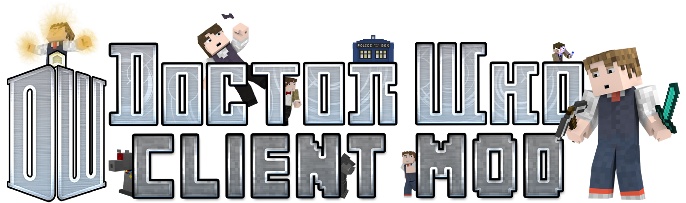 Trench drawing minecraft. Doctor who client mod