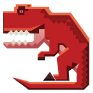 trex png red