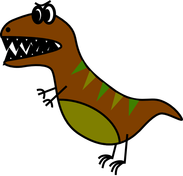 Trex clip. Clipart images gallery for