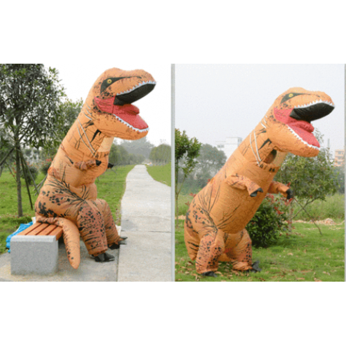 Trex png inflatable. T rex costume
